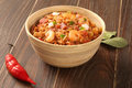 Creole Jambalaya - Rice Cooked With Shrimp, Smoked Sausage And T Stock Images - 70562234