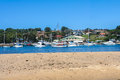 Boats In Ulladulla Harbour. Stock Images - 70606944