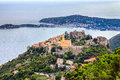 Eze Is A Small Old Village In Alpes-Maritimes Department In Southern France, Not Far From Nice Royalty Free Stock Images - 70621639