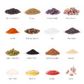Different Spices Royalty Free Stock Photos - 70625108