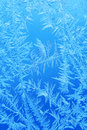 Winter Ice Frost, Frozen Background. Frosted Window Glass Textur Royalty Free Stock Photography - 70666907