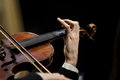 Hands Musician Playing The Violin Royalty Free Stock Image - 70672356