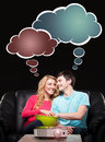 Young Lovely Couple Being Happy Together Stock Photo - 70731370