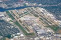 Aerial View Of The Dallas Love Field (DAL) Airport Stock Image - 70736081