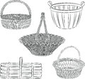 Baskets Stock Image - 70754251