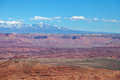 Utah-Canyonlands National Park-Island In The Sky District-Grandview Trail Stock Image - 70759801