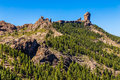 Roque Nublo - Gran Canaria, Canary Islands, Spain Royalty Free Stock Image - 70781636