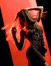 Figure Of Dancer Royalty Free Stock Images - 7081909
