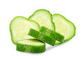 Fresh Green Slices Of Cucumber. Royalty Free Stock Photo - 70801685