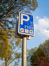 Parking Machine Sign Stock Images - 70846614