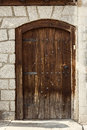 Old Wooden Door Stock Images - 70897874