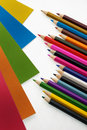 Color Pencils Stock Photography - 7099022