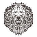 Vector Graphic Illustration Of A Lion S Head Royalty Free Stock Photos - 70917898
