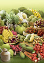 Tropical Fruit Royalty Free Stock Images - 70967549