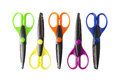 Craft Scissors Lineup Stock Photo - 70974770
