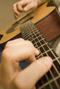 Playing Guitar Stock Images - 715014