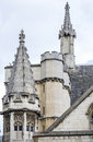 Detail Of A Heritage Roof. Stock Photography - 71001052
