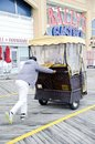 Atlantic City Rolling Chair Royalty Free Stock Photography - 71018417