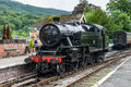 WINDERMERE, LAKE DISTRICT/ENGLAND - AUGUST 21 : 42073 BR Fairbur Royalty Free Stock Images - 71027239