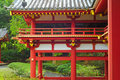 Byodo In Temple Section Stock Photo - 7110790