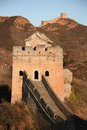The Great Wall Of China Royalty Free Stock Photo - 7112385