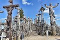 Hill Of The Crosses, Lithuania Royalty Free Stock Image - 71114606