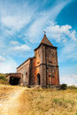 Abandoned Christian Church On Top Of Bokor Mountain In Preah Monivong National Park, Kampot, Cambodia Stock Image - 71161561