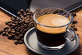 Cup Of Coffee Stock Image - 71163321