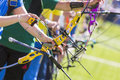 Bow Shooting Bows Only Royalty Free Stock Photo - 71173725