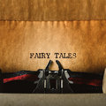 Old Typewriter And Text Fairy Tales Royalty Free Stock Images - 71174859