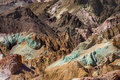 Death Valley - Artists Palette Stock Image - 71196481