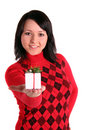 Small Present Stock Photography - 7142832