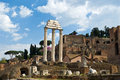 Forum Romanum Ruins Royalty Free Stock Photography - 7148017