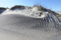 Sand Ripples And Dune-Cape Hatteras National Seashore Royalty Free Stock Photo - 71429315