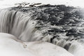 Sellfoss And Dettifoss Waterfalls Stock Images - 71588484