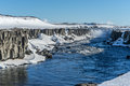 Sellfoss And Dettifoss Waterfalls Stock Images - 71590454