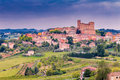Castle And Roofs Stock Photo - 71625800
