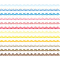 Colorful Lace Border Royalty Free Stock Photo - 71658075
