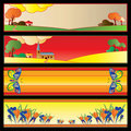 Colourfull Web Banners Stock Photo - 7170270