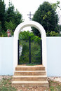 Church Gate Royalty Free Stock Images - 71756509