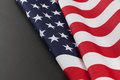 USA Flag Folds On Chalkboard With Copy Space Horizontal Royalty Free Stock Image - 71762706