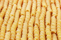 Uncooked Spiral Pasta Stock Photography - 71796762