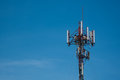 Cell Phone Tower Stock Photography - 71797792