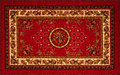 The Old Persian Carpet Stock Image - 71805161