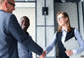 Business People Shaking Hands Stock Photos - 71855813