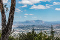 Cuyamaca Peak And El Cajon View From Mt. Helix Park Stock Images - 71877574