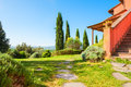 Beautiful Countryside In Tuscany, Italy Royalty Free Stock Photography - 71891007