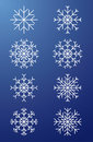Snowflakes Stock Images - 7190924