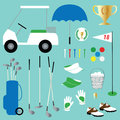 Golf Clipart Stock Images - 71963264