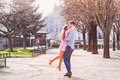 Dating, Happy Young Couple Royalty Free Stock Images - 71972219